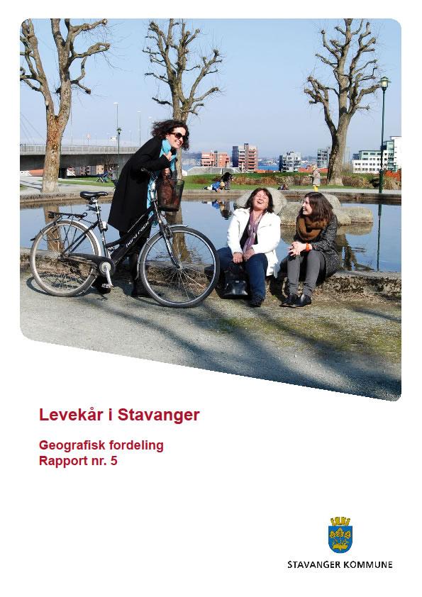 Levekårsundersøkelsen  Stavanger 2012